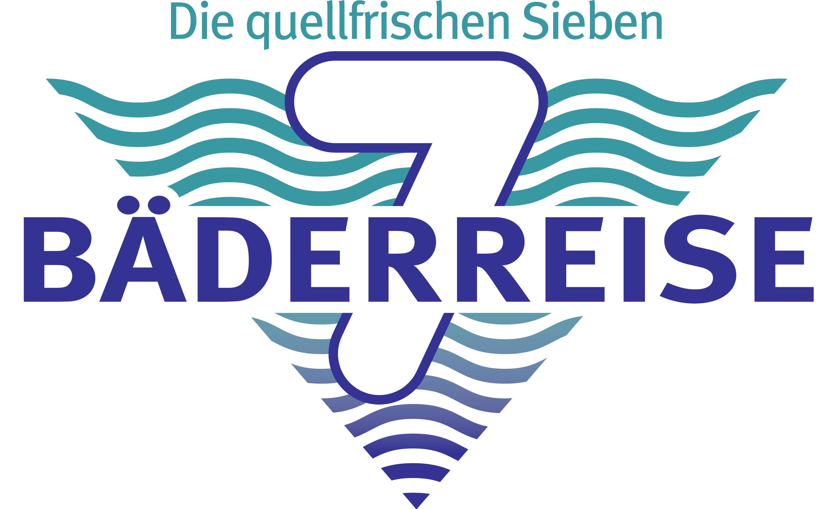 Das Logo der Bäderreise